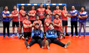 OFFICIAL PHOTOS EGYPT U19M