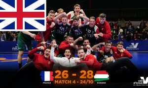 ENG - France - Hungary M4 GAME REPORT