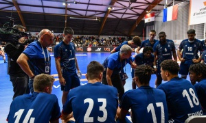 FRANCE-EGYPT : Resume FINAL 3rd PLACE