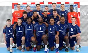 OFFICIAL PHOTOS FRANCE U19M