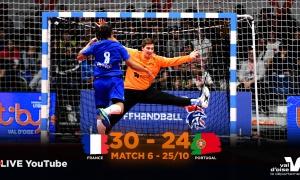 France - Portugal | M6 Résumé