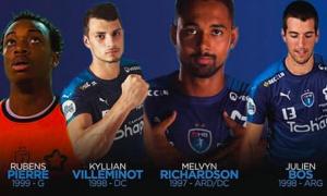 Montpellier-Chambéry : Une nouvelle génération de talents
