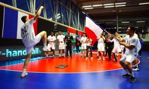 La France remporte le premier TIBY Val d'Europe U21M !