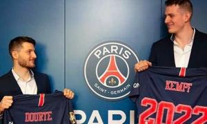 Edouard et Robin signent pro au PSG Handball