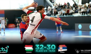 La Hongrie s'offre la 3e place dans un match de haute lutte