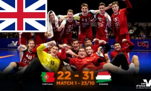 ENG - Portugal - Hungary M1 GAME REPORT