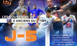J-5 : Les souvenirs de 5 anciens joueurs du TIBY