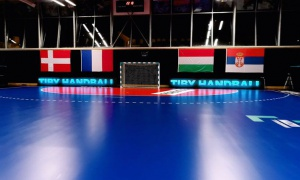 Installations TIBY Handball Val d'Europe U21M