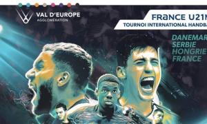 Nouveau TIBY Handball Val d'Europe U21M