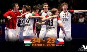Hongrie - République Tchèque | M5 Résumé