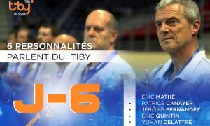 J-6 : L'avis de 6 personnalités Handball sur le TIBY