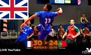 ENG - France - Portugal M6 GAME REPORT