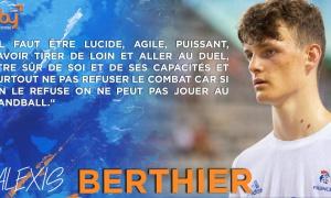 À la découverte de Alexis Berthier
