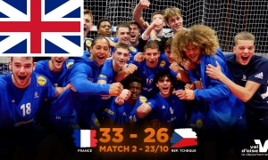 ENG - FRANCE - CZECH REPUBLIC M2 GAME REPORT
