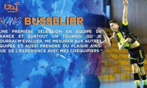 À la découverte de Yanis Busselier