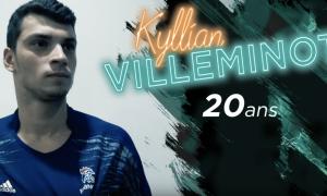 Focus sur la pépite Kyllian Villeminot