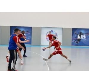 TRAINING I Maison du Handball