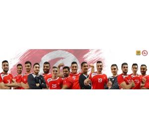 Tunisia Team U19 - TIBY2016