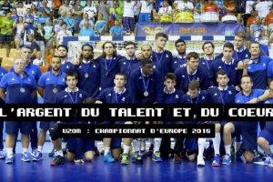 Reportage U20M Euro 2018 - L'argent du talent et du cœur
