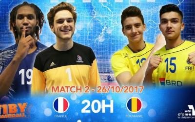 France - Roumanie | Résumé de match