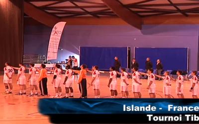 Islande – France, samedi 3 Novembre 2012, 20h30