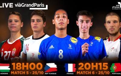 Day 3 | TIBY Handball U18M 2019
