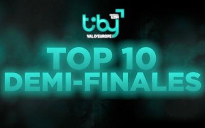 TIBY HANDBALL U21 2019 - TOP 10 Demi-Finales