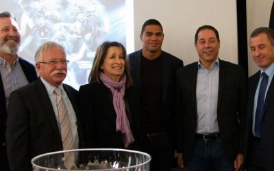 Conférence de presse TIBY Handball Val d'Europe