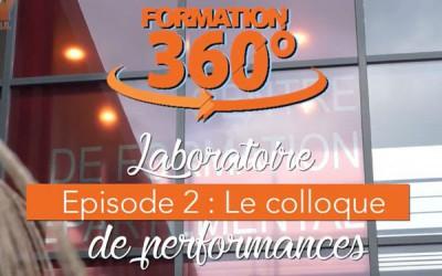 Formation 360 - Le Colloque d'entraineurs