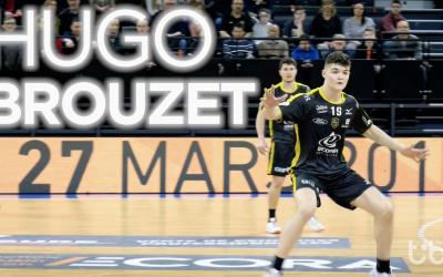 Tout d'un grand : Hugo BROUZET