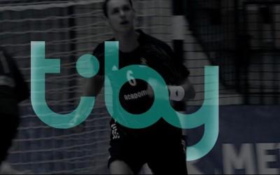 Nouveau TIBY Handball Val d'Europe 2019 U21M