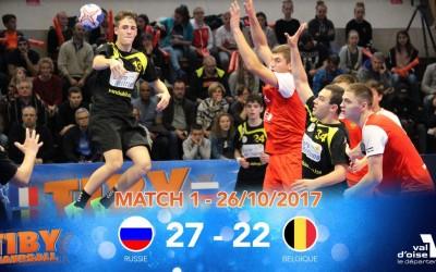 Russie - Belgique | Résumé de match