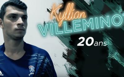 Kyllian Villeminot - Palmarès et Statistiques