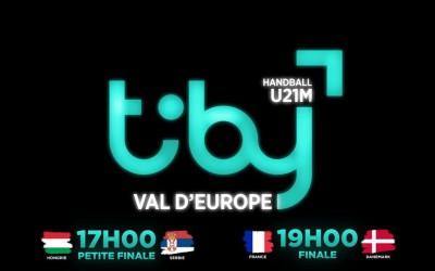 Jour de finale ! TIBY U21M - 2019